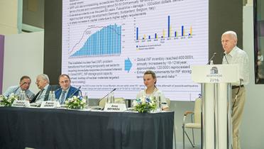 Евгений Олегович Адамов о результатах проекта Прорыв на международном форуме атомэкспо 2016 росатом
