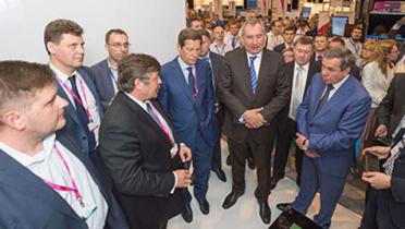 Росатом на IV международном форуме Технопром 2016 представил проект Прорыв и доклады по основным направлениям Форума