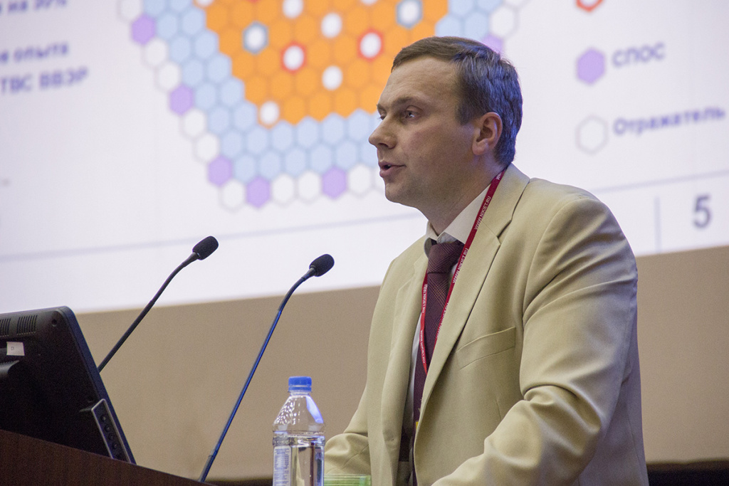 IV международная научно-техническая конференция «Инновационные технологии ядерной энергетики» Лемехов Вадим Владимирович