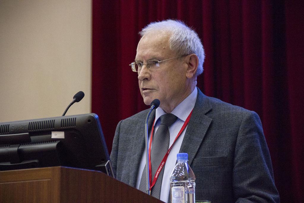 IV международная научно-техническая конференция «Инновационные технологии ядерной энергетики» Сараев Олег Макарович
