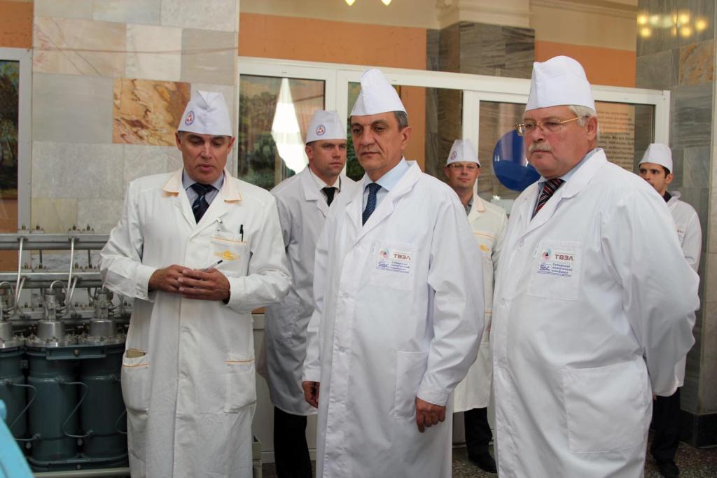 Полномочный представитель президента в СФО поддержал проект «Прорыв»