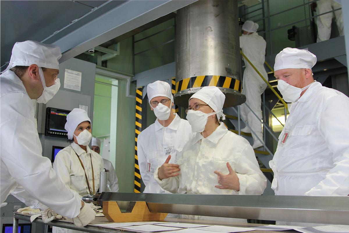 Экспериментальные тепловыделяющие сборки (ЭТВС) со СНУП топливом