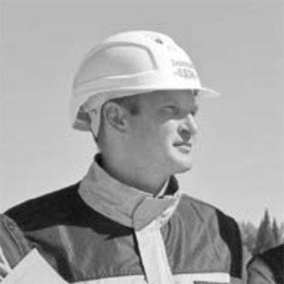 Юрий Виноградов ведущий специалист - руководитель группы строительного контроля электротехнических работ ОСК УКС дирекции ОДЭК