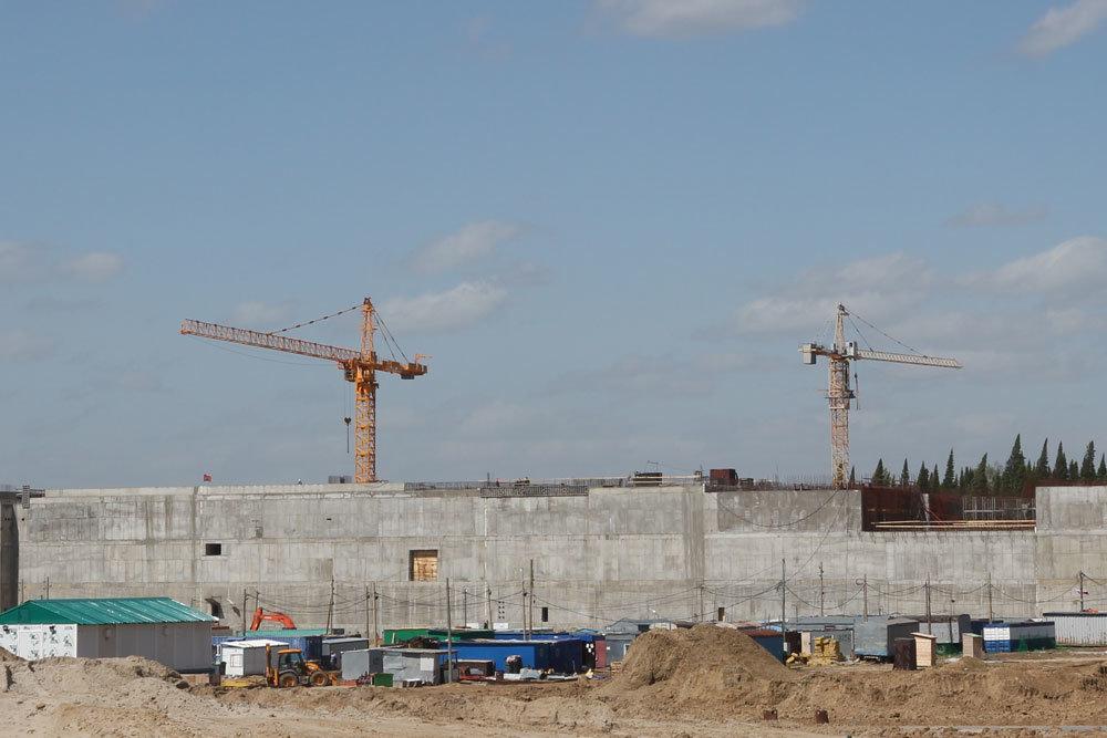 Проект Прорыв строительство модуль фабрикации рефабрикации