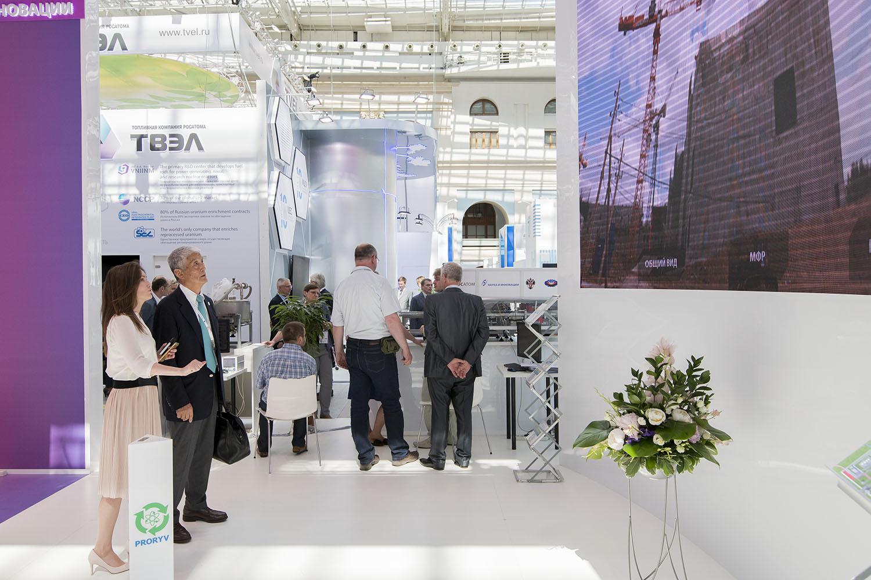 Проект Прорыв представил виртуальный тур по площадке ОДЭК на АТОМЭКСПО-2017