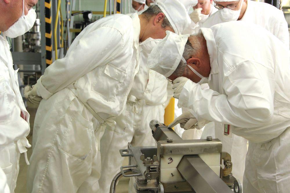 СХК изготовил и отгрузил на Белоярскую АЭС новое нитридное топливо