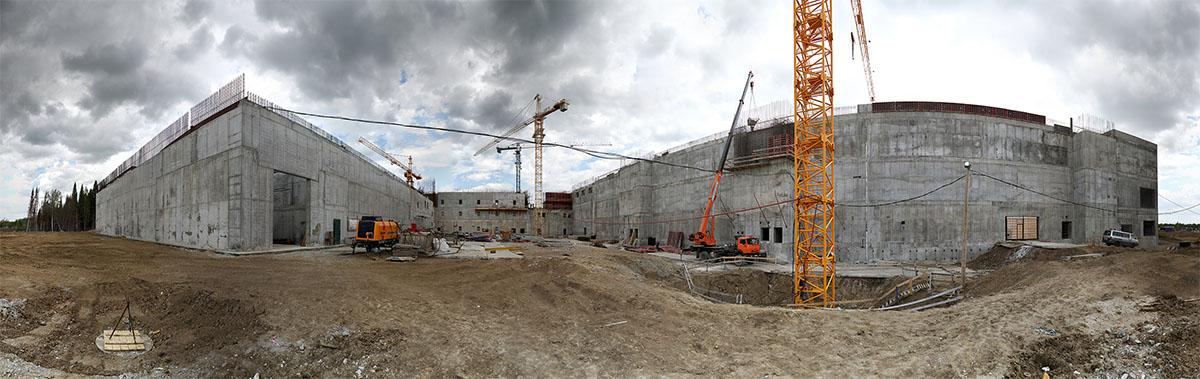 Проект Прорыв ОДЭК строительсво фото