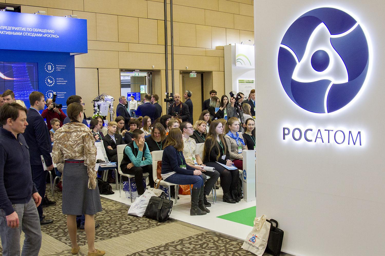 Росатом представил проект «Прорыв» на выставочной экспозиции АтомЭко 2017
