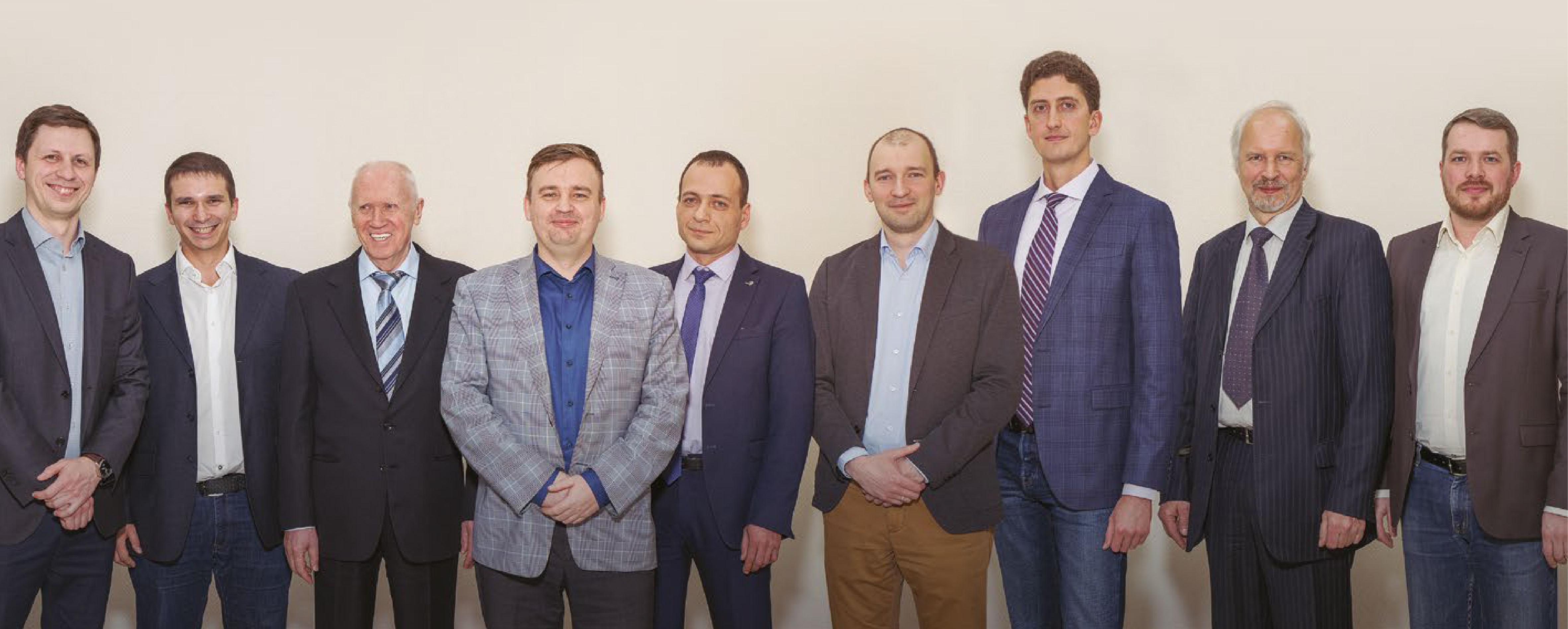 Команда проекта Прорыв