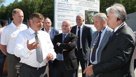 Депутаты Комитета Государственной Думы РФ по энергетике ознакомились с ходом реализации проекта Прорыв