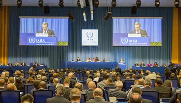 Росатом представил проект Прорыв на 63 генеральной конференции МАГАТЭ 26
