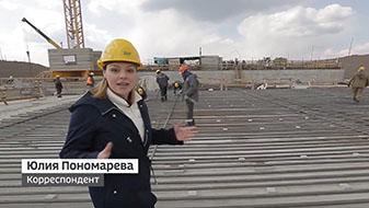 Атом с зеленым квадратом Горизонты атома – Россия 24 о проекте Прорыв